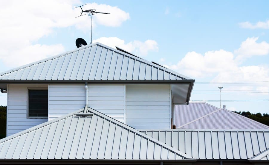 Corrugated Iron Roof Perth
